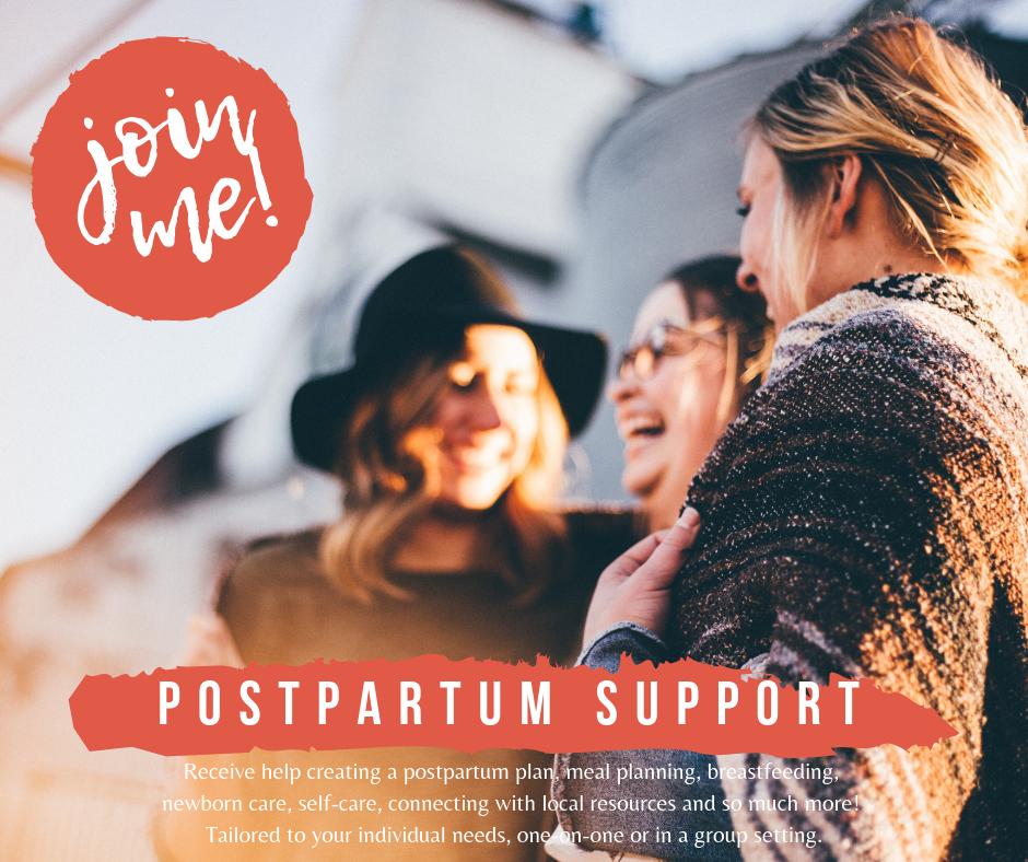 postpartum kelowna