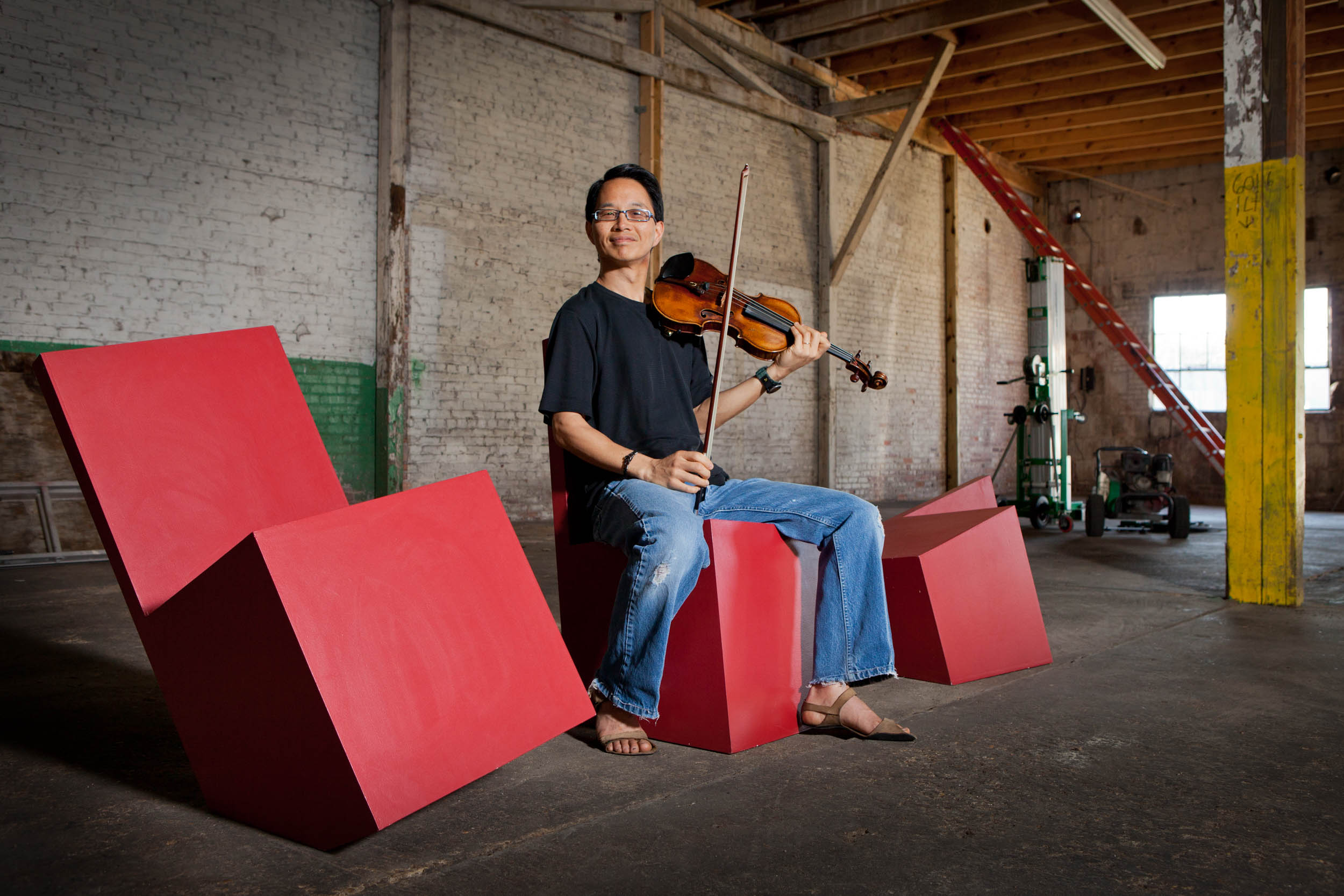 Philip Pan Concertmaster - Jacksonville Symphony