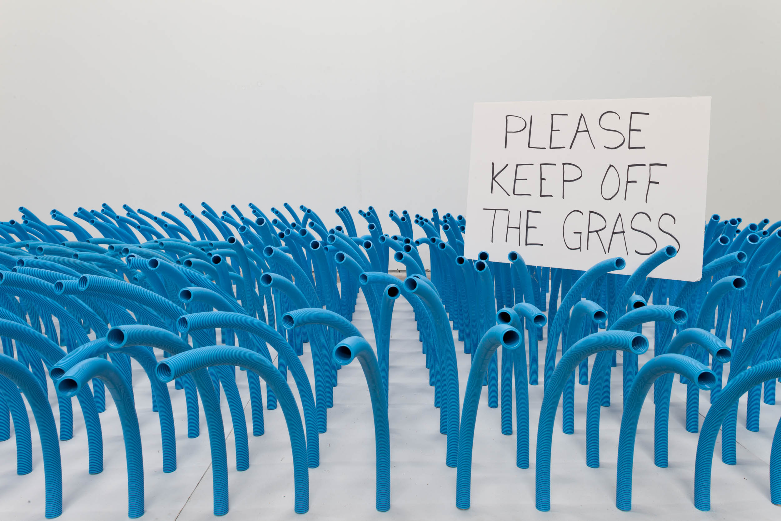 Keep off the Gras