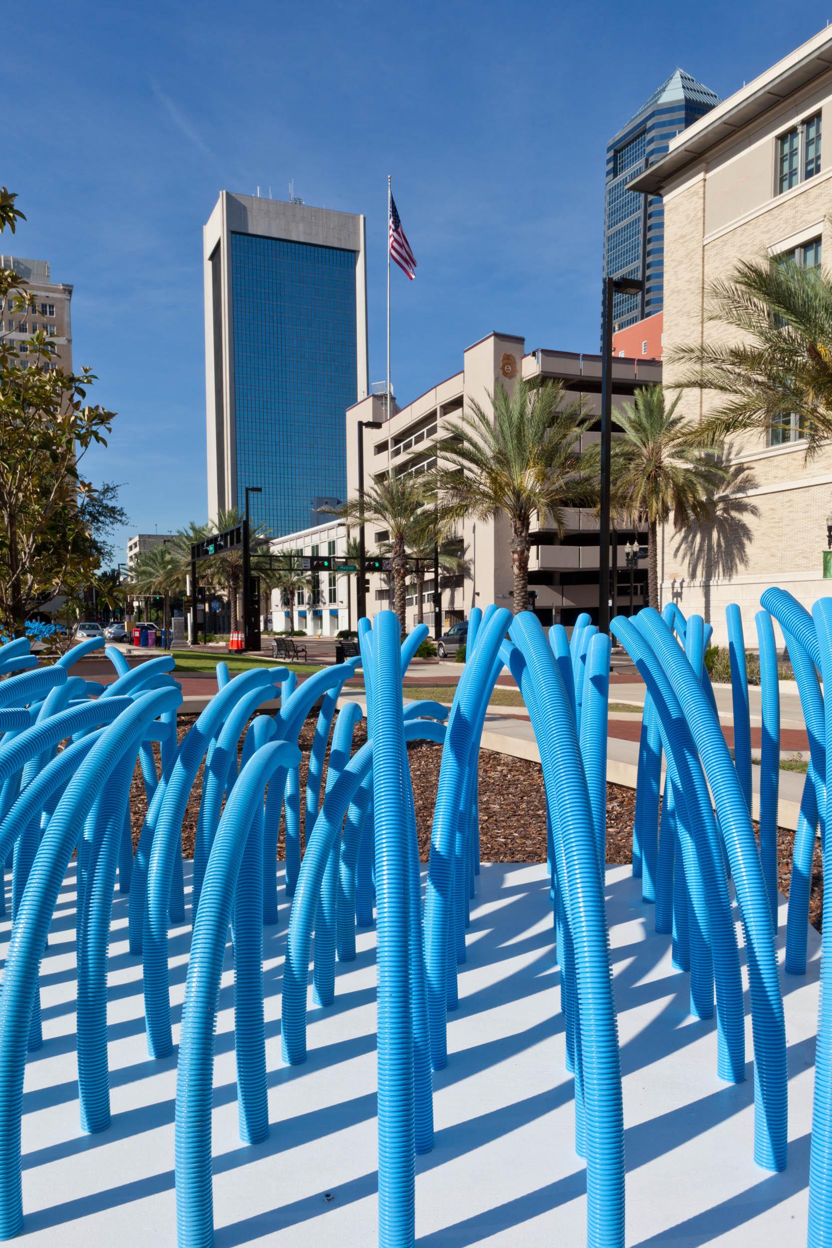 Installation - Main Street Park