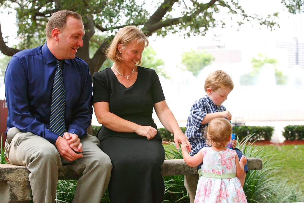 Michael, Jennifer, Jonathan, and Heather