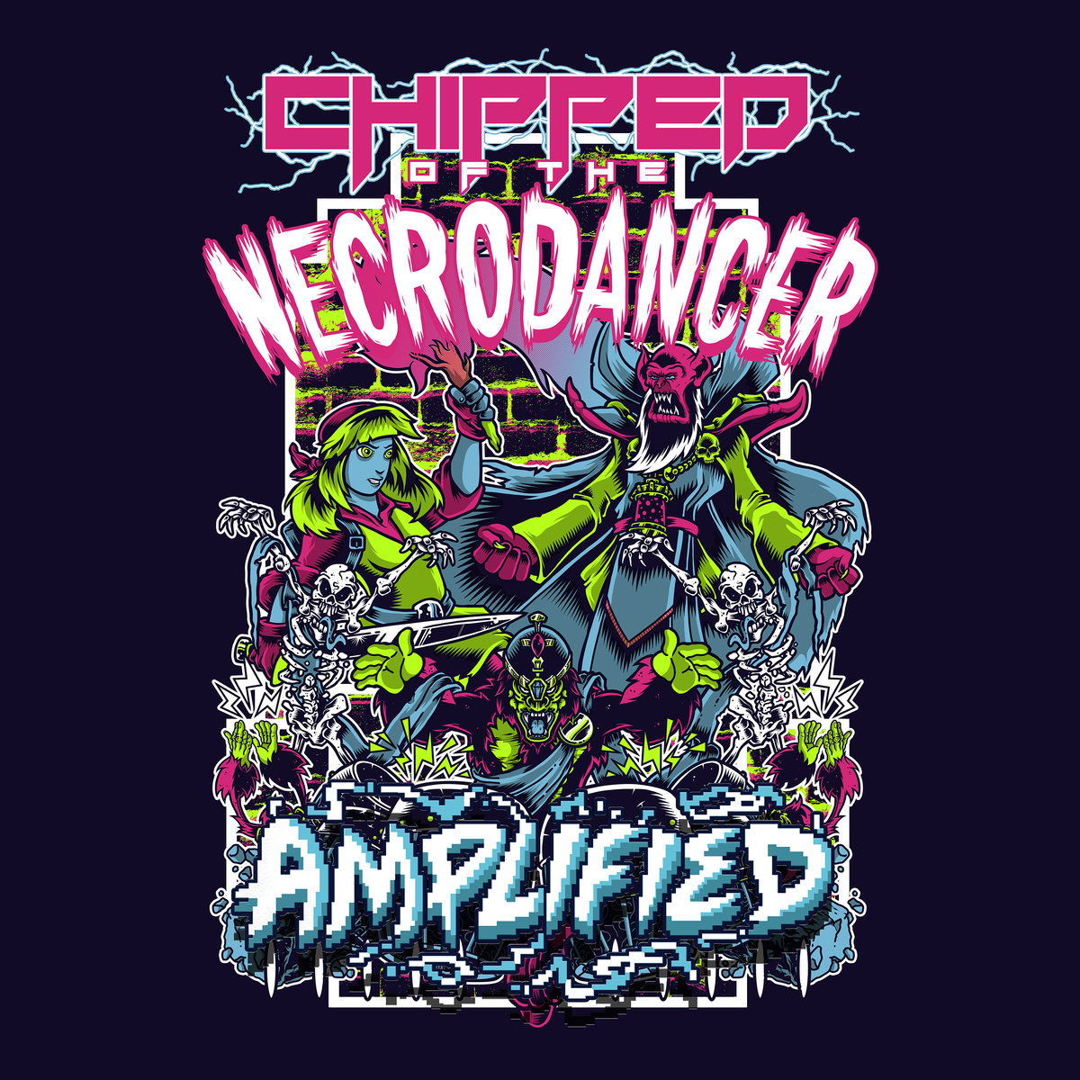 Chipzel - Chipped of the Necrodancer