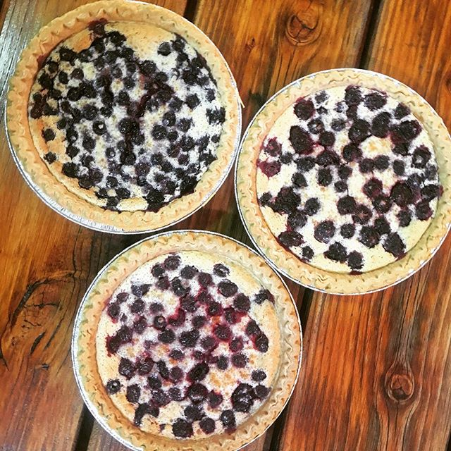 "Don't forget Sunday is Mother's Day. Nothing says ""I love you"" more than a fresh baked pie. Come on in and get yours today. We are open until 6pm and Saturday 9-6."