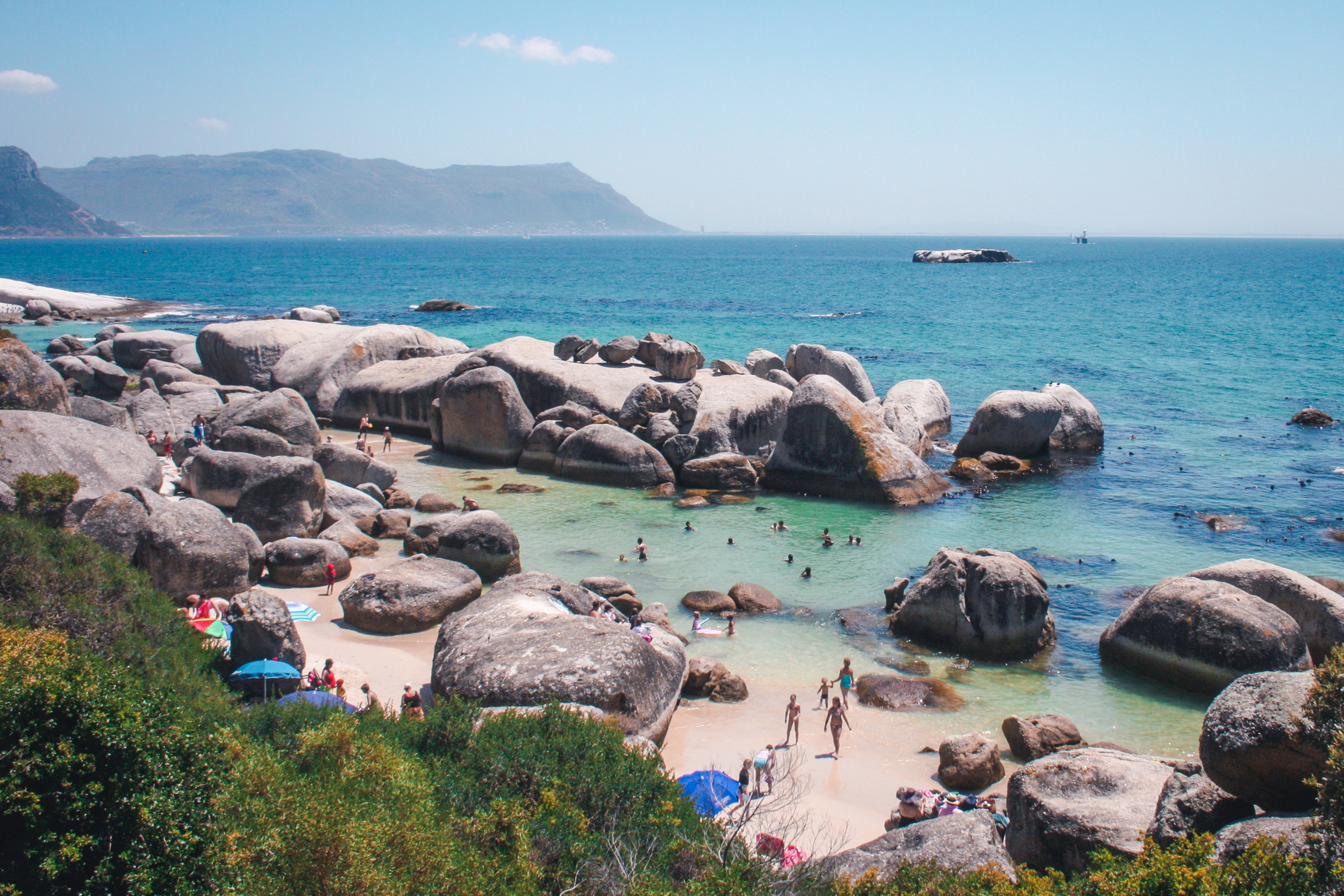 SOUTH AFRICA -