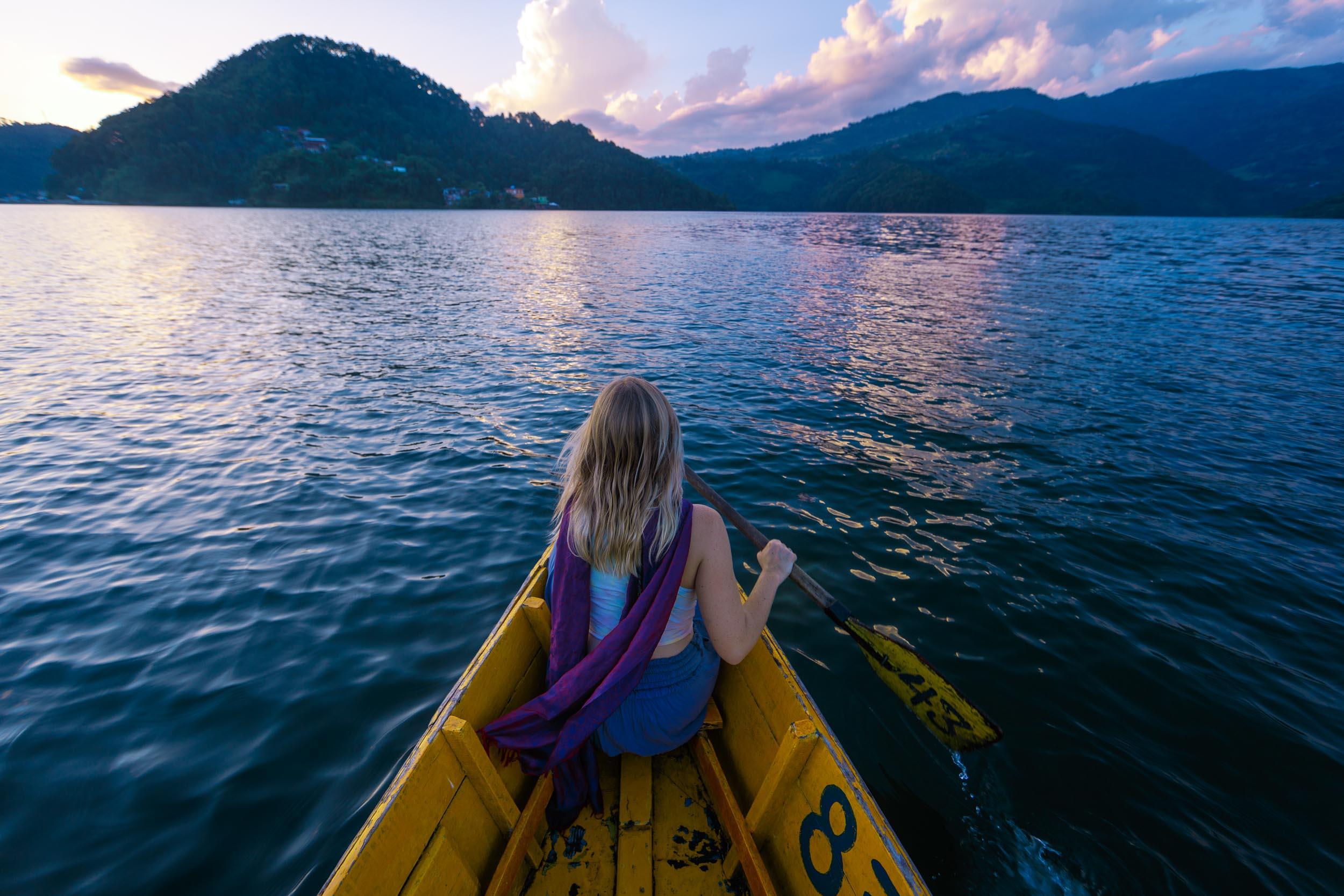 paddling-begnas-tal