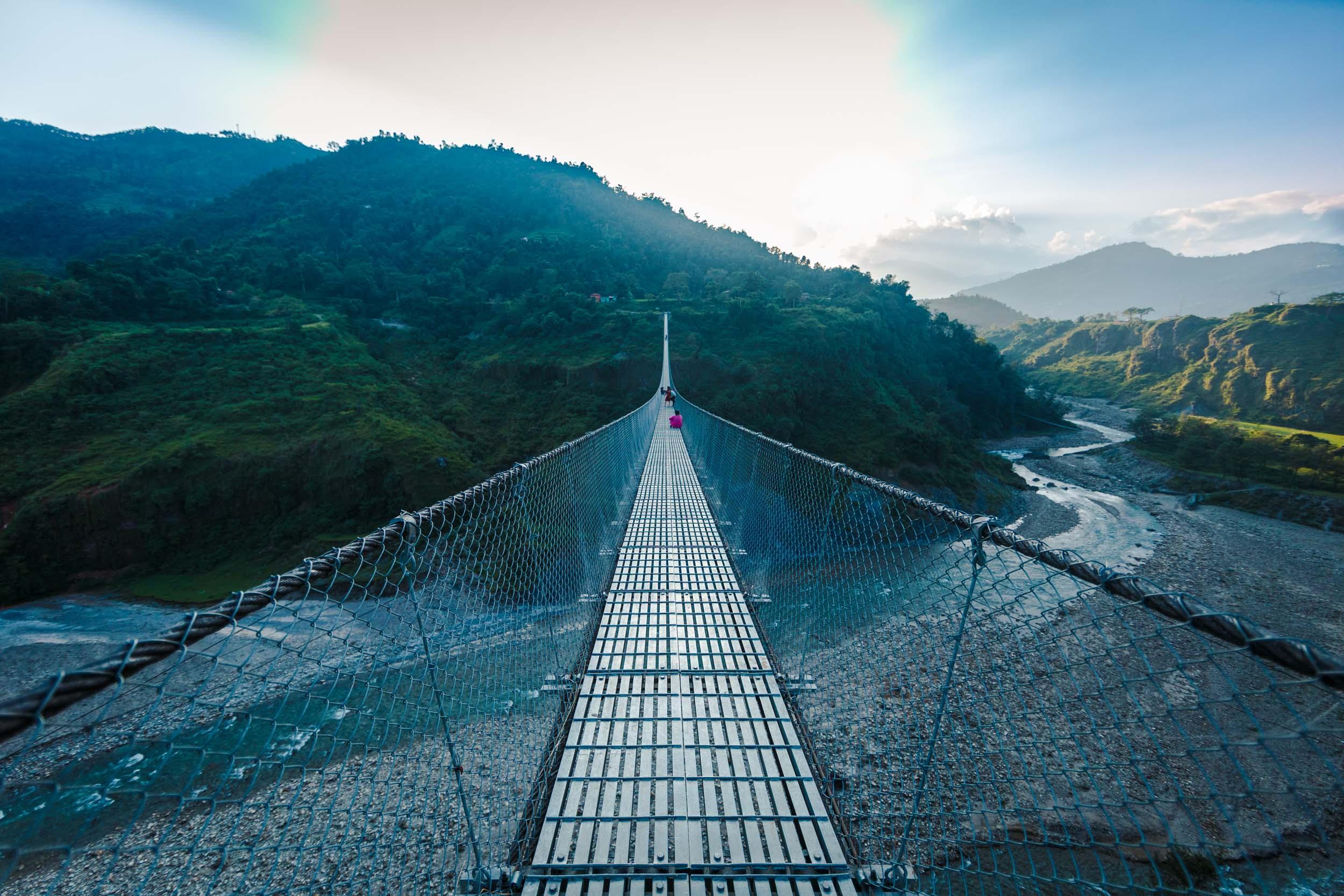 pokhara-rope-bridge