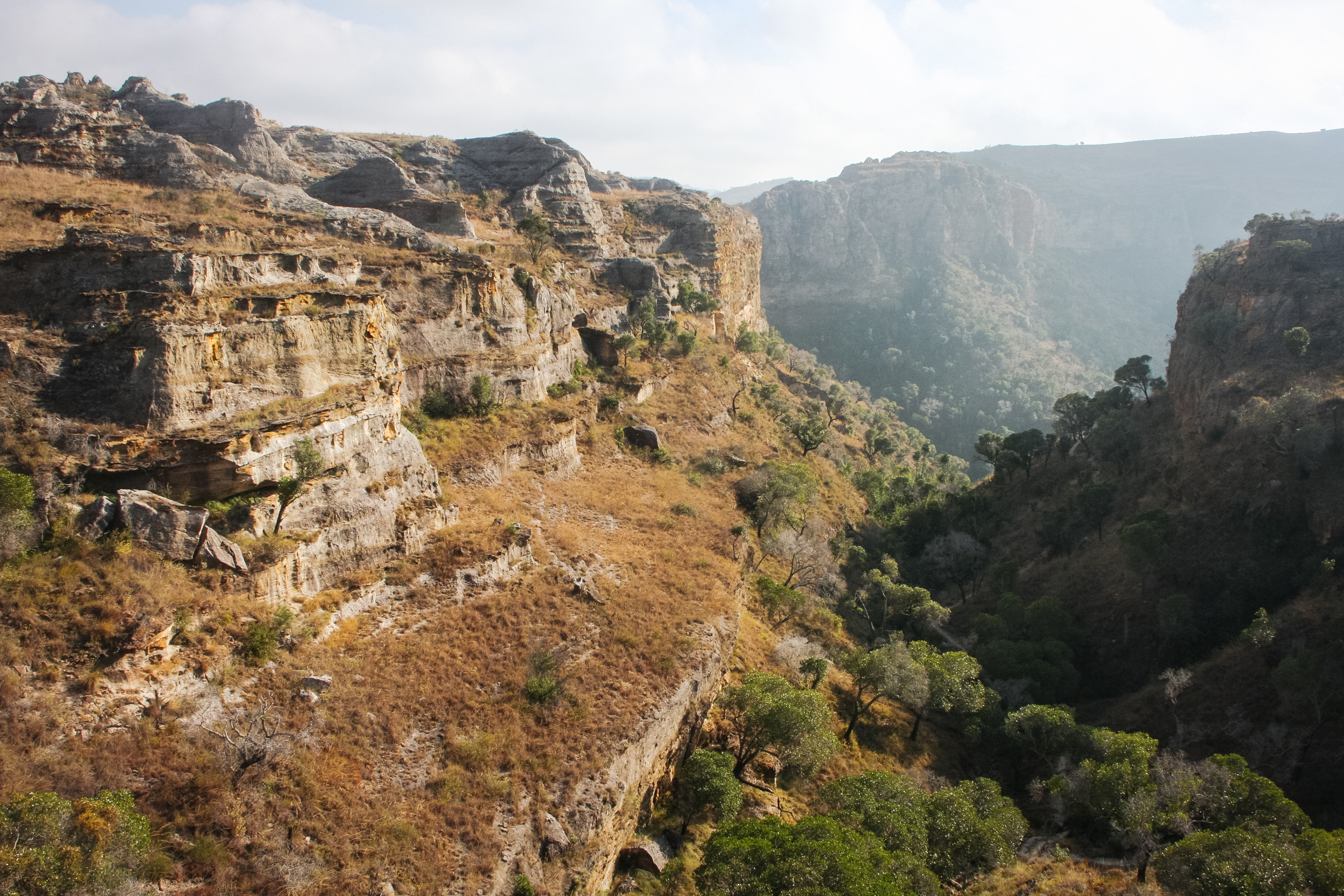 Isalo Canyon View