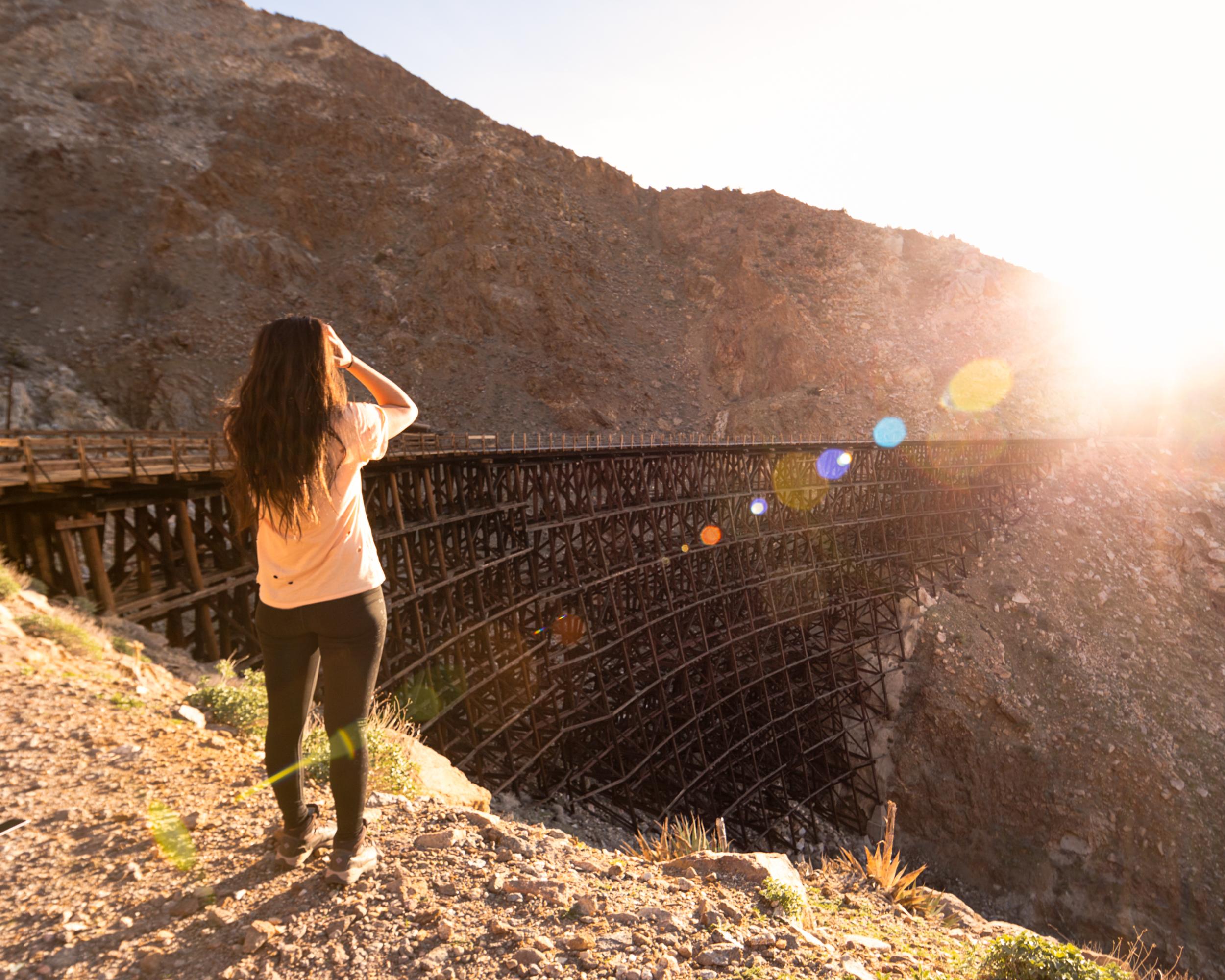 sunset-goat-canyon-trestle