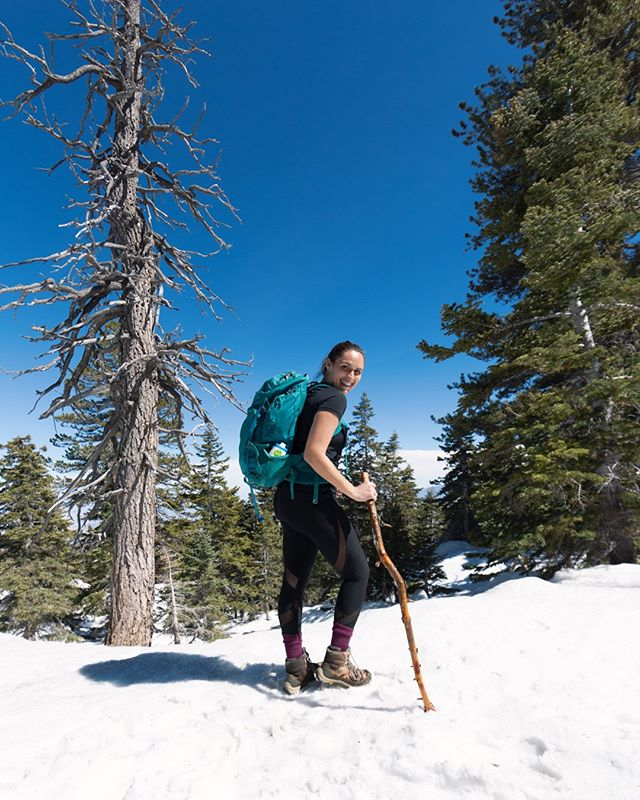 Nothing like heading up to summit a peak and ending up waist-deep in snow!❄️ ✧ For long adventure days like this, I love to bring coconut water for quick electrolytes and rehydration.  Did you know that food and beverage cartons like this are recyclable?  @Recycle_Cartons is working to expand recycling technologies and local collection programs across the United States, so check out their site to see if you can recycle cartons in your community and learn more! . . . . . #RecycleYourCartons #Sustainability #Ad #VisitCalifornia #WomenWhoExplore #NatGeoTravel #RoughGuides #TheGreatOutdoors #SpeechlessPlaces #FindItLiveIt #FolkGreen #LiveUnscripted #RoamEarth #WonderMore #ExploreOurEarth #TheOutbound #EarthOutdoors #StayAndWander #FolkScenery #RoamThePlanet #LifeOfAdventure #DepthsOfEarth #ExploreToCreate #VisualLife #CreateExplore #TravelAwesome #NatGeoAdventure #WanderTheWorld #AGameOf10k #TheImaged