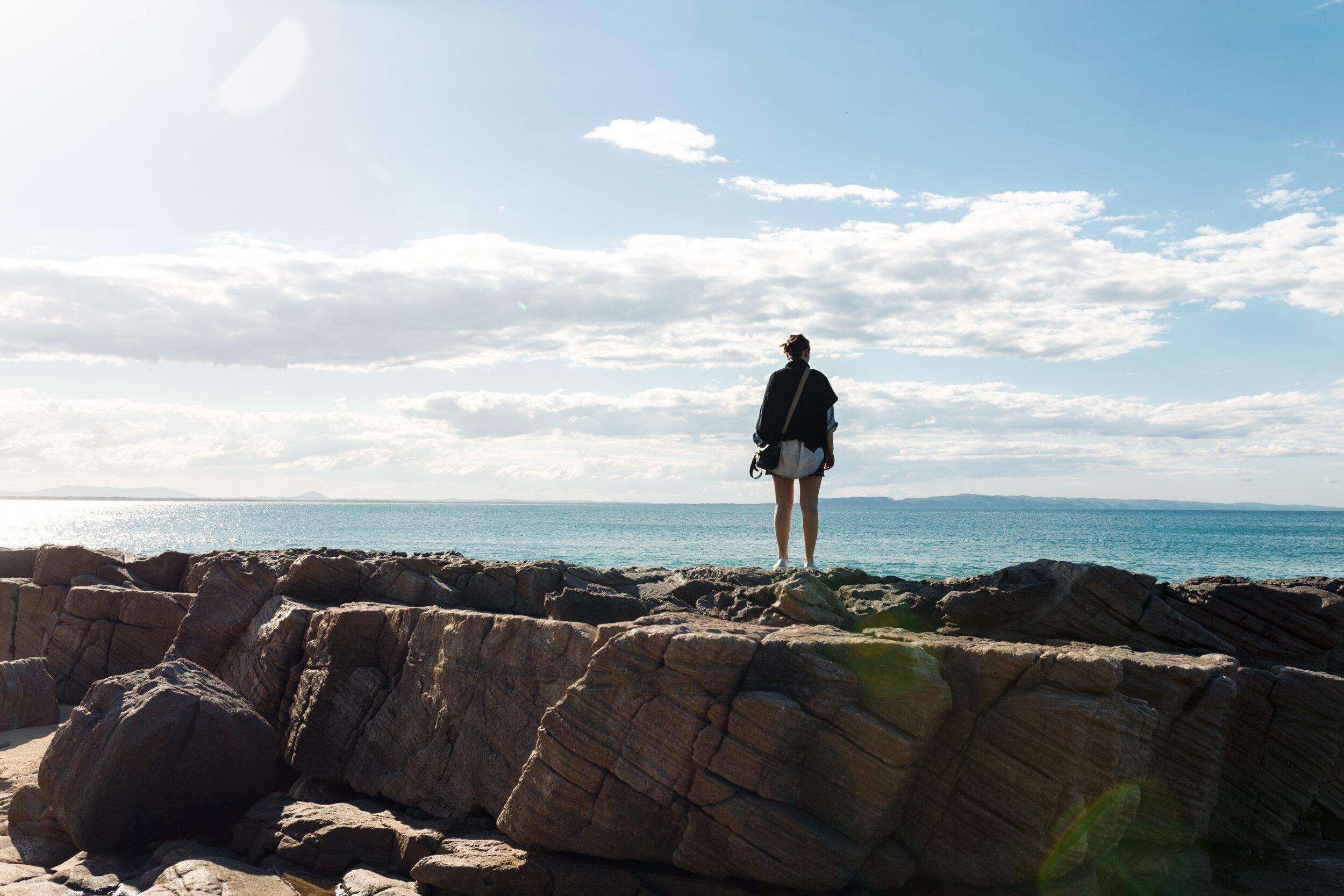 Rocks of Noosa National Park