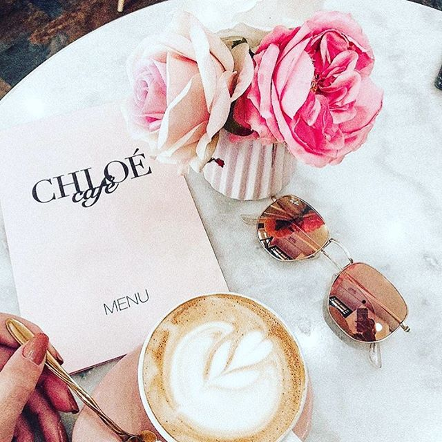 .. when Wednesday pick me up wears off and day dreaming of booked vacation takes over. . . #prague #cafechloe #vacay#countingdays