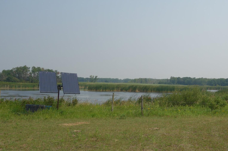 Brookdale Summer Solar Water System