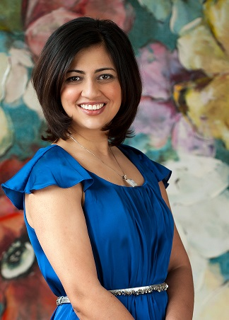 Meet Dr. Sumbul Naqvi at Atlantis Dental.
