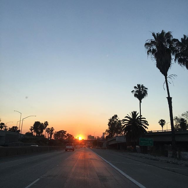 US-101 life. ------------------------------------ #losangeles #california #usa #roadtrip #summer #life