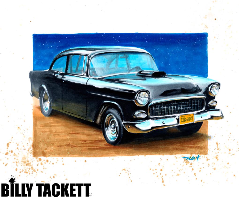 FALFA'S '55 CHEVY