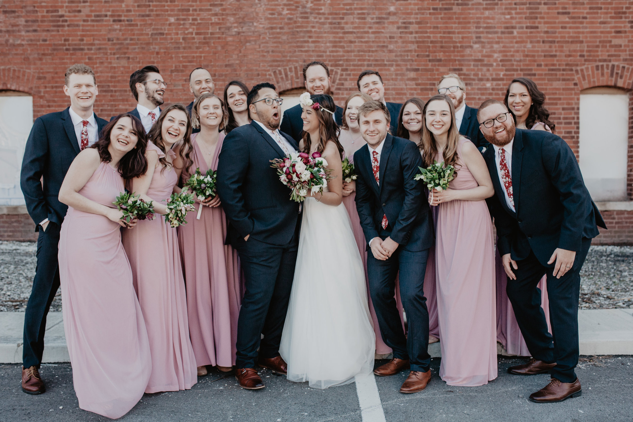 The Tinker House Events Wedding Indianapolis