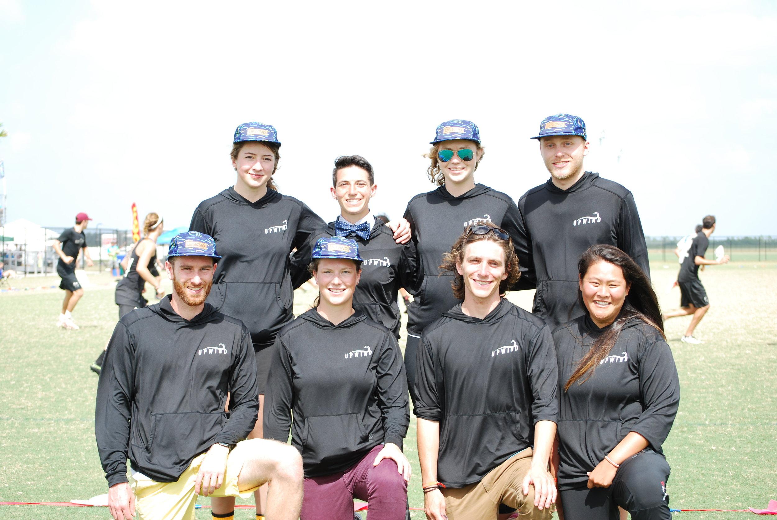 The #UpwindNats crew. (Jesse Shofner)