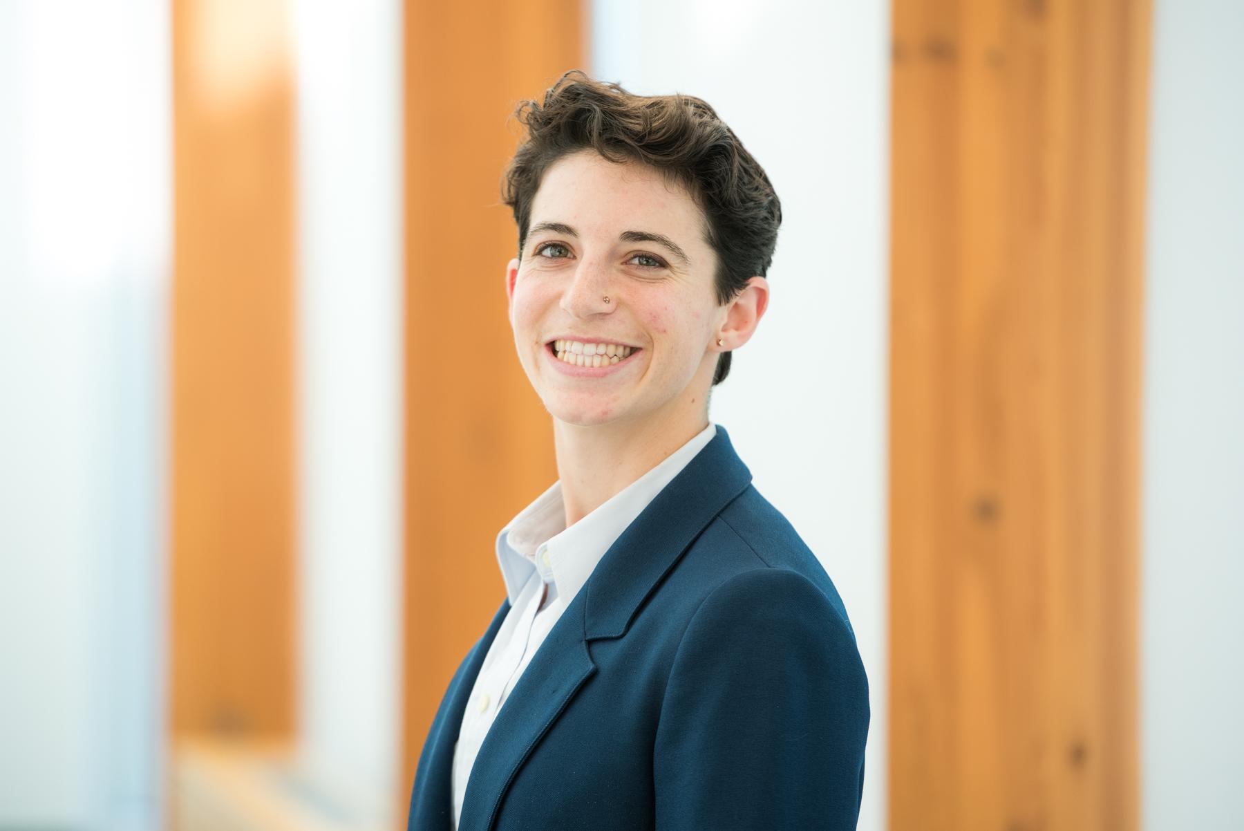 Laurel Oldershaw, CEO.