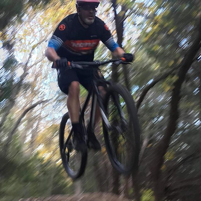 Let's be honest, we need to up out insta game. Send in some of your mountain biking pictures. Good ones get posted. For now here's Brad sending it into the meadow at Air Cap. #ibikeict #mountainbikekansas #earnyourdirtkss #singletrack