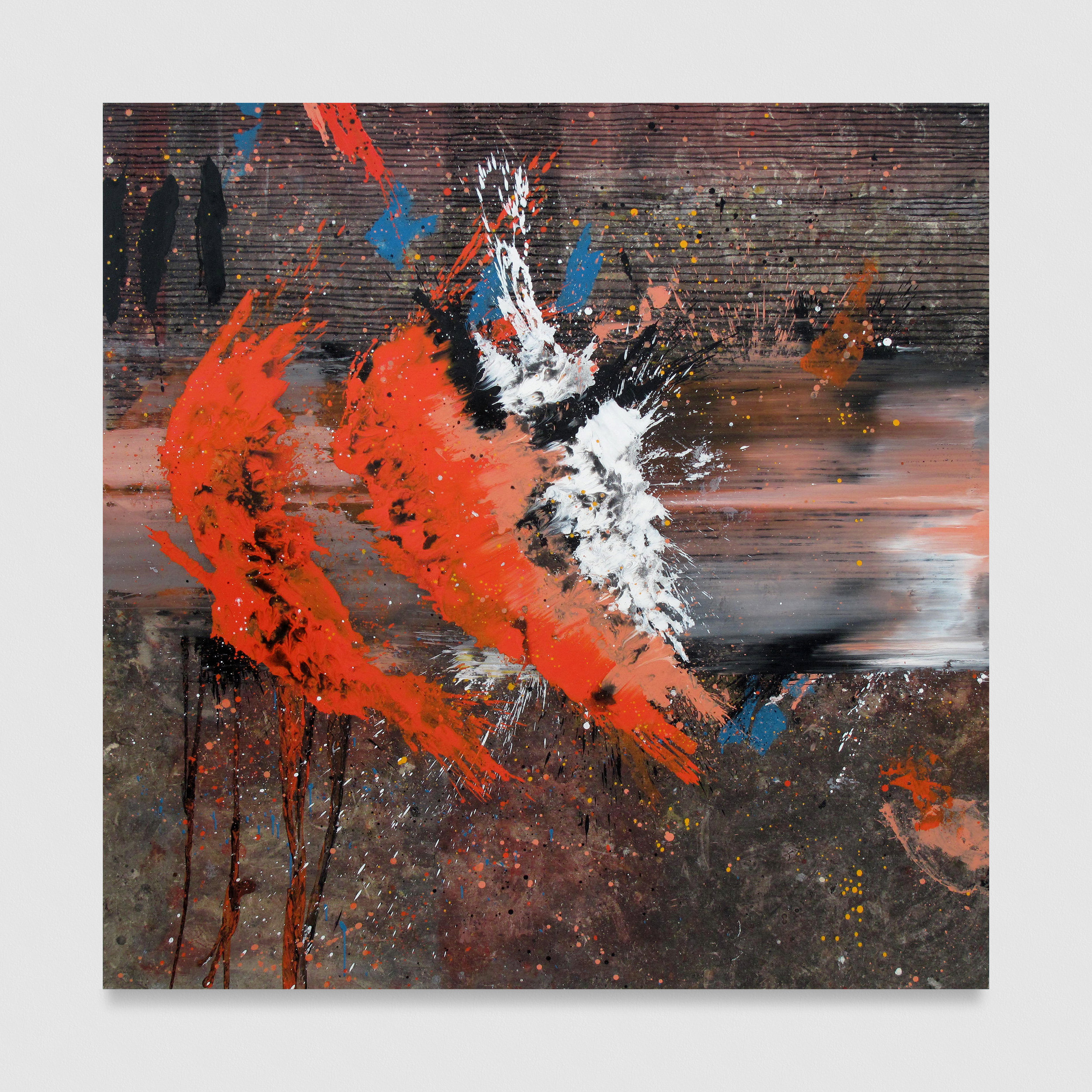 Trembling , José Manuel Ciria, 2016-2017. Image courtesy Baert Gallery.