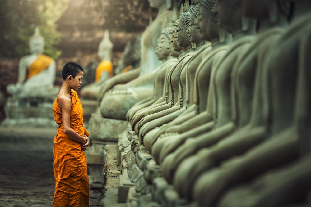 An Introduction to Spirituality: Overnight Monastery Stay in Cambodia -