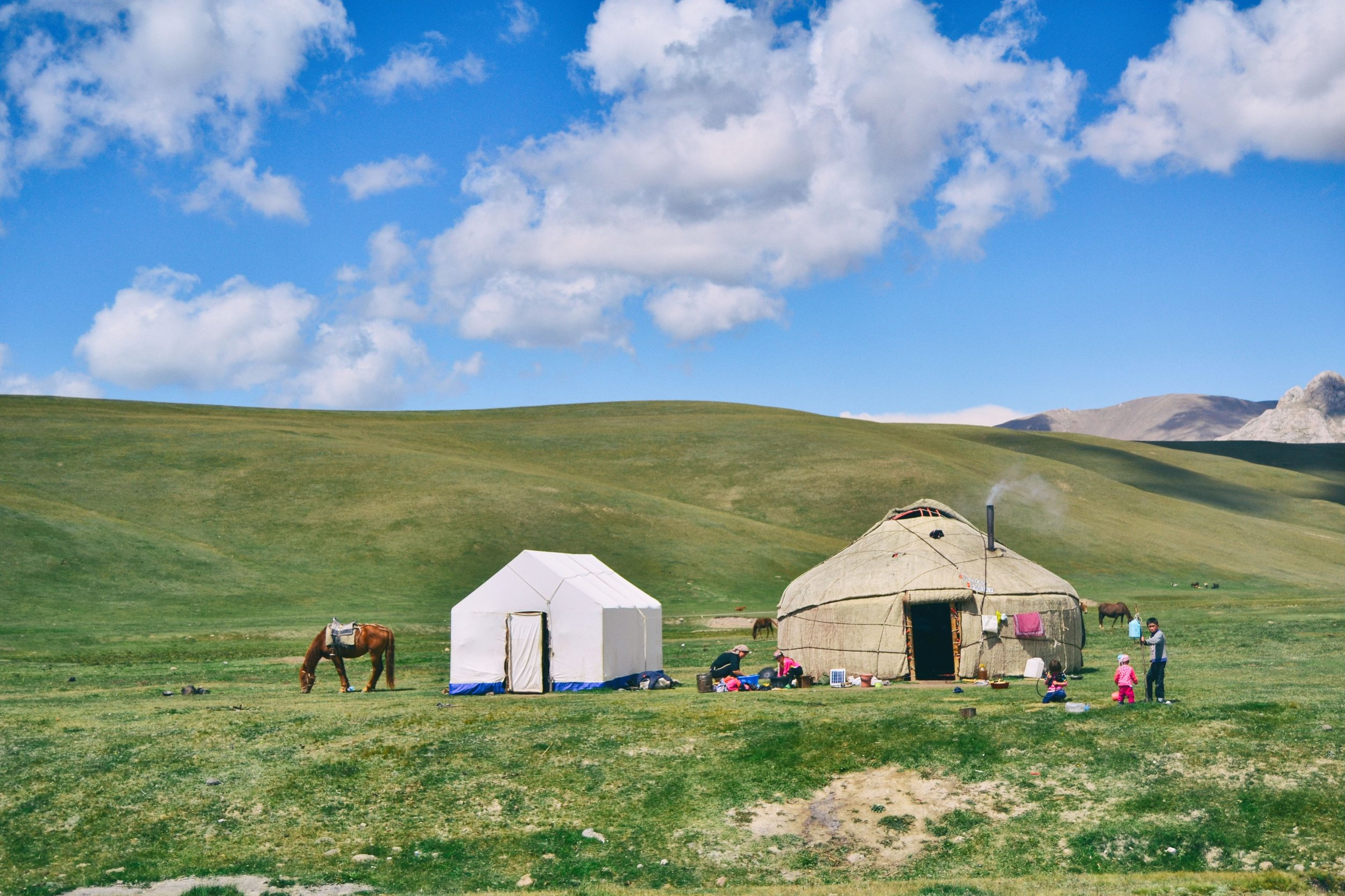 Top 5 Travel Experiences in Kyrgyzstan -