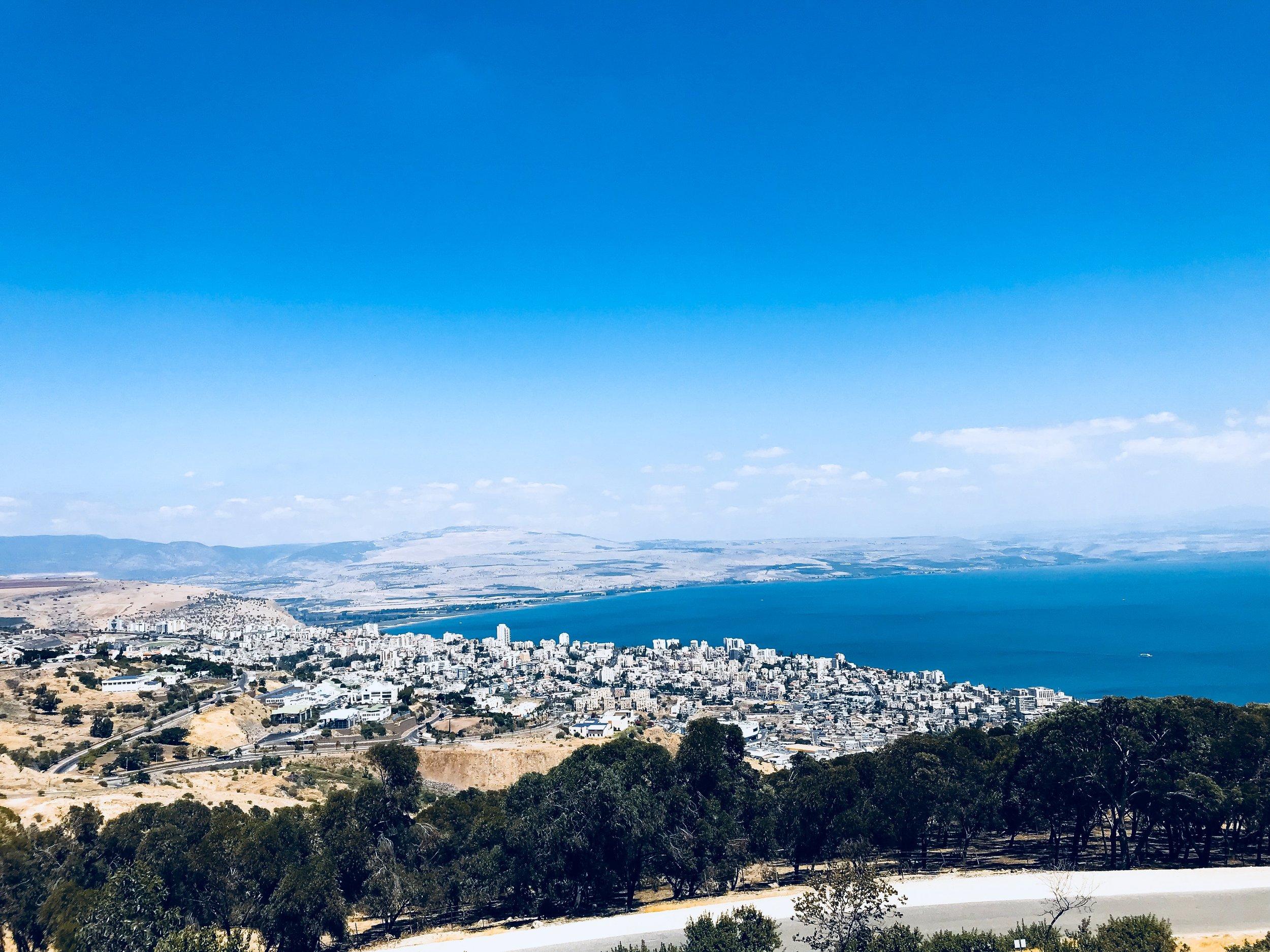 Israel & Palestine -