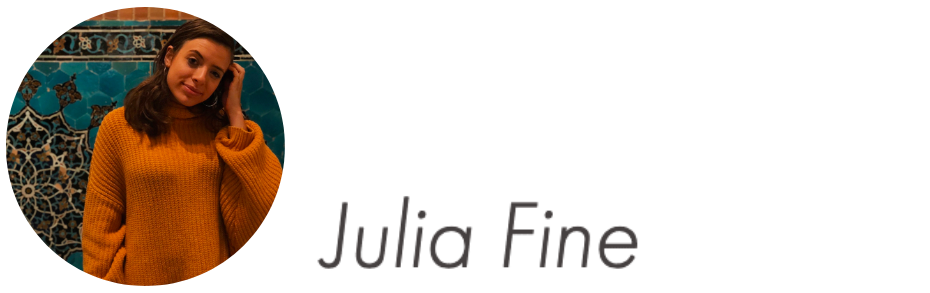 writer Julia Fine