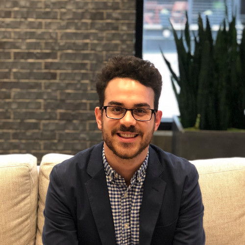 Ahmed Mousa - Co-Curator