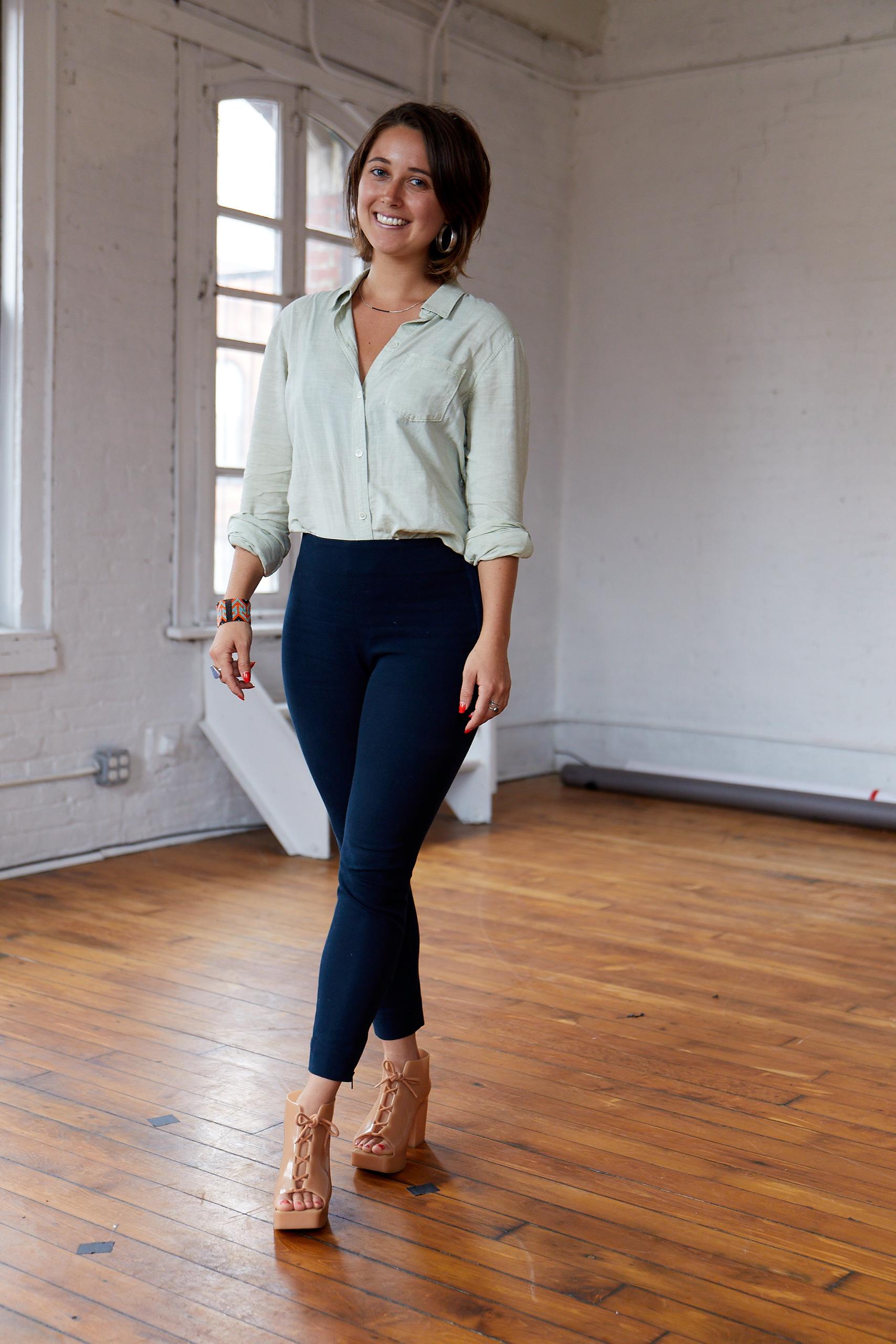 Emma Platais - Co-Curator