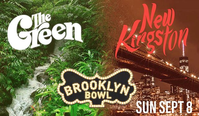 First time we linked up with @thegreen808 was in Brooklyn. And 6 years later we're doing it again at the same location. Meet us at the lovely @brooklynbowl this Sunday, Sept 8!!