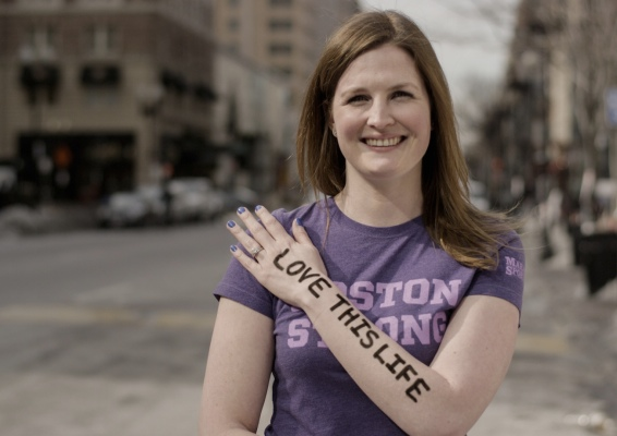About Brittany - Brittany Loring is the founder of The Brittany Fund. She sustained severe injuries at the Boston Marathon bombings in 2013 and, two months later, created The Brittany Fund to give back to other trauma survivors.