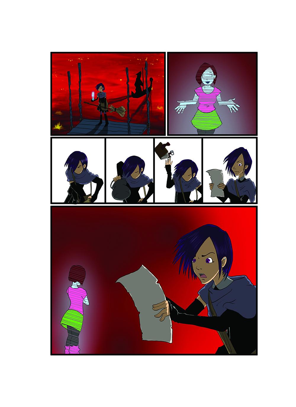 Dark Agents page 28