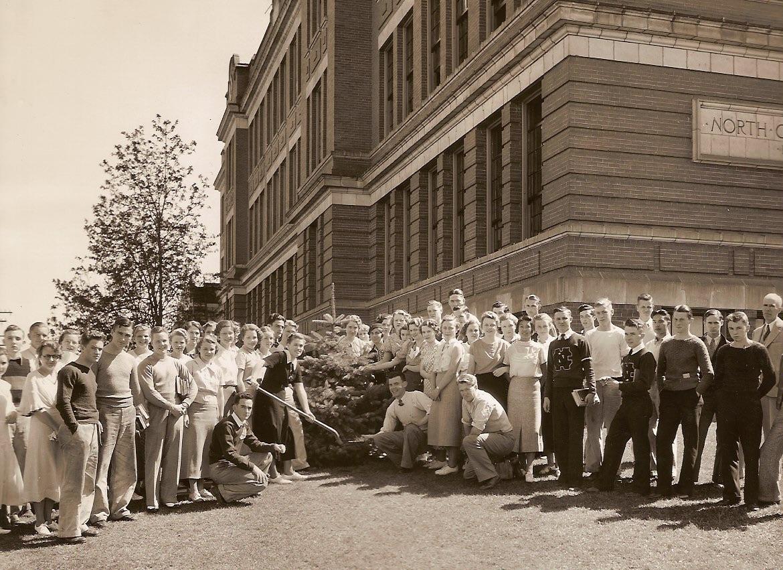 NC Students 1940s