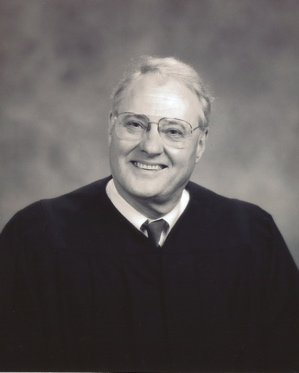 Richard Guy '50 State Supreme Court Chief Justice