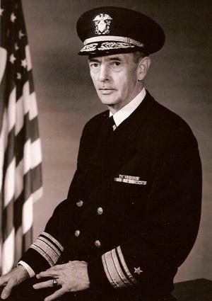 Ruthven Libby 1917 Vice Admiral, U.S. Navy