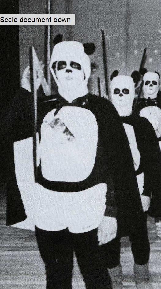 1984 Space Pandas