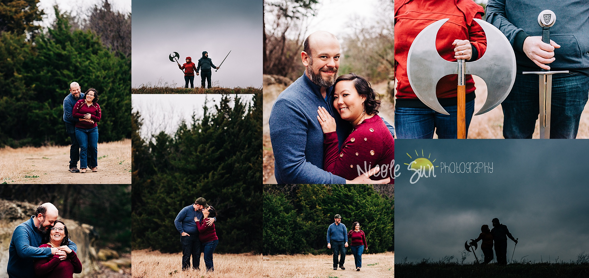 Engagement Session - Plano, Texas