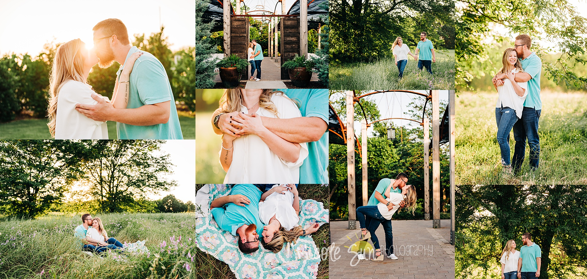 Engagement Session - Chandler's Gardens