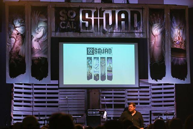 @cheyne0 preaching 🔥🔥🔥 at SQUAD camp. #socalsquad
