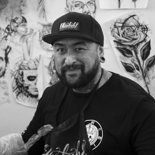 Arapeta Kaiwai - ta mono artist (NEW ZEALAND)