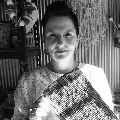 Sandra Tyson - ceramicist (AUSTRALIA)