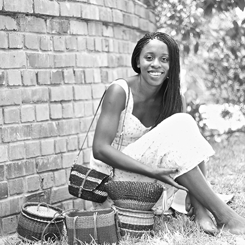 Akosua Afriyie-Kumi - weaving (GHANA)