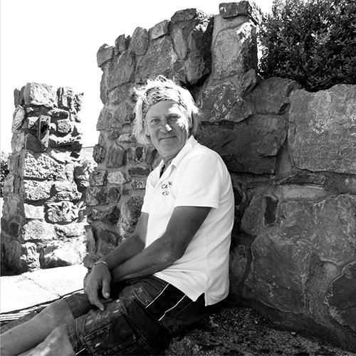 Ian Scales - stonemason (WALES)