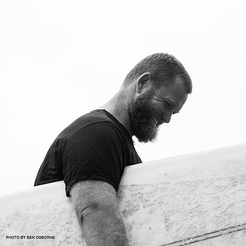 Thomas Bexon - surfboard shaper (AUSTRALIA)