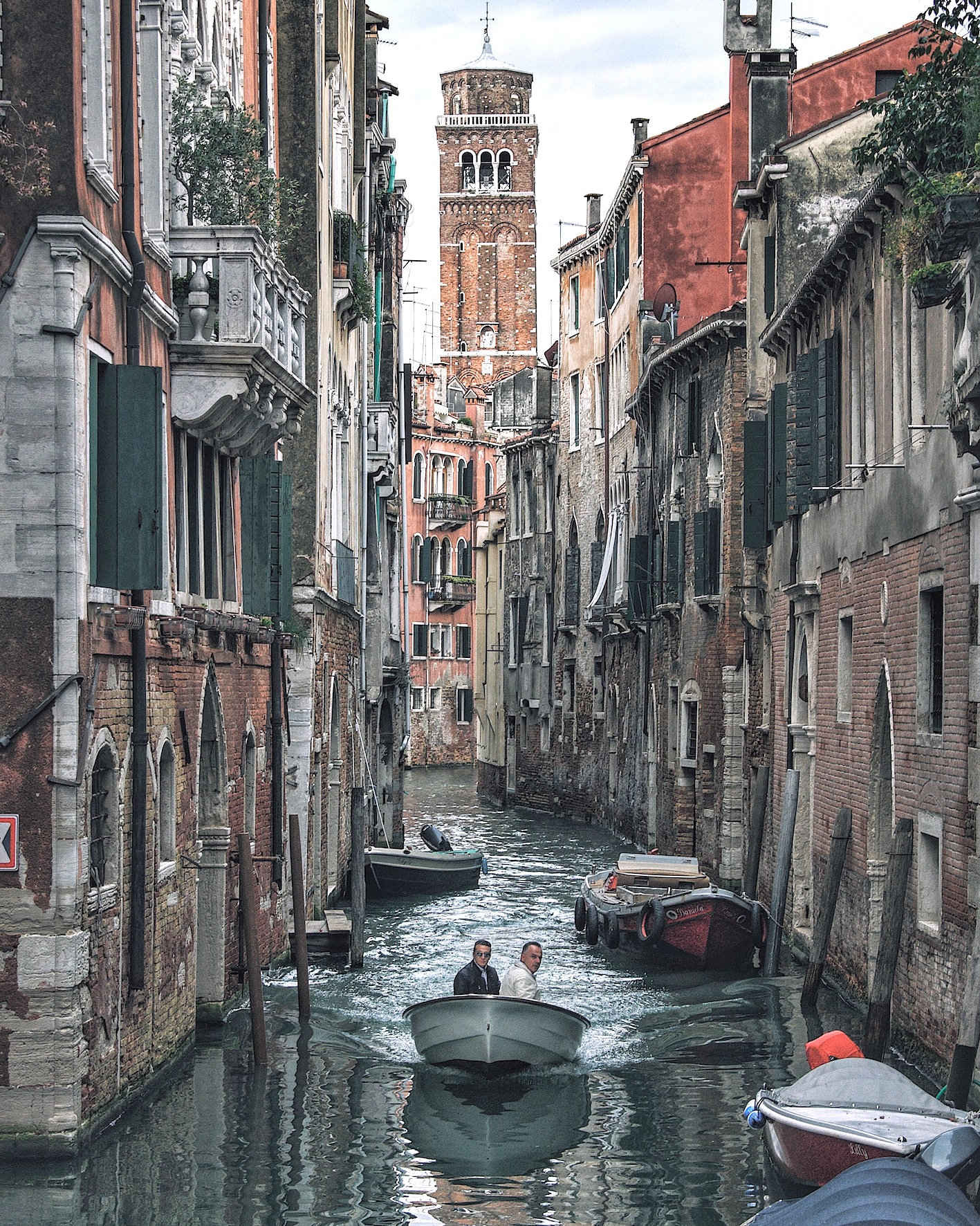 FROM VENICE WITH LOVE - BEAUTY AND THE BEAST RISING