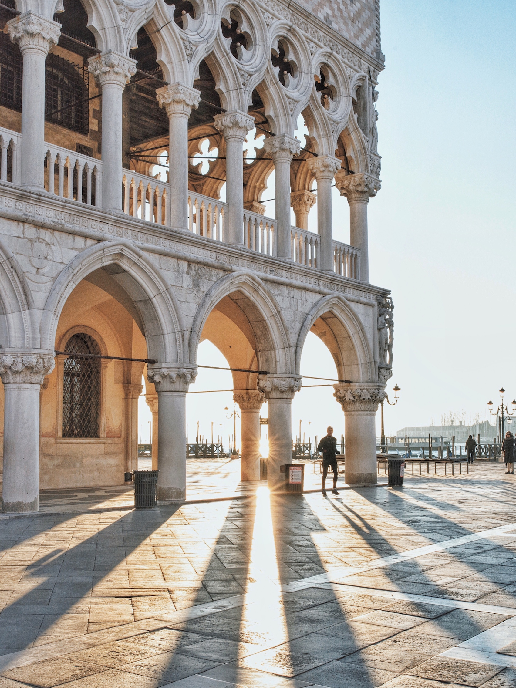 Copy of Sunrise at San Marco square