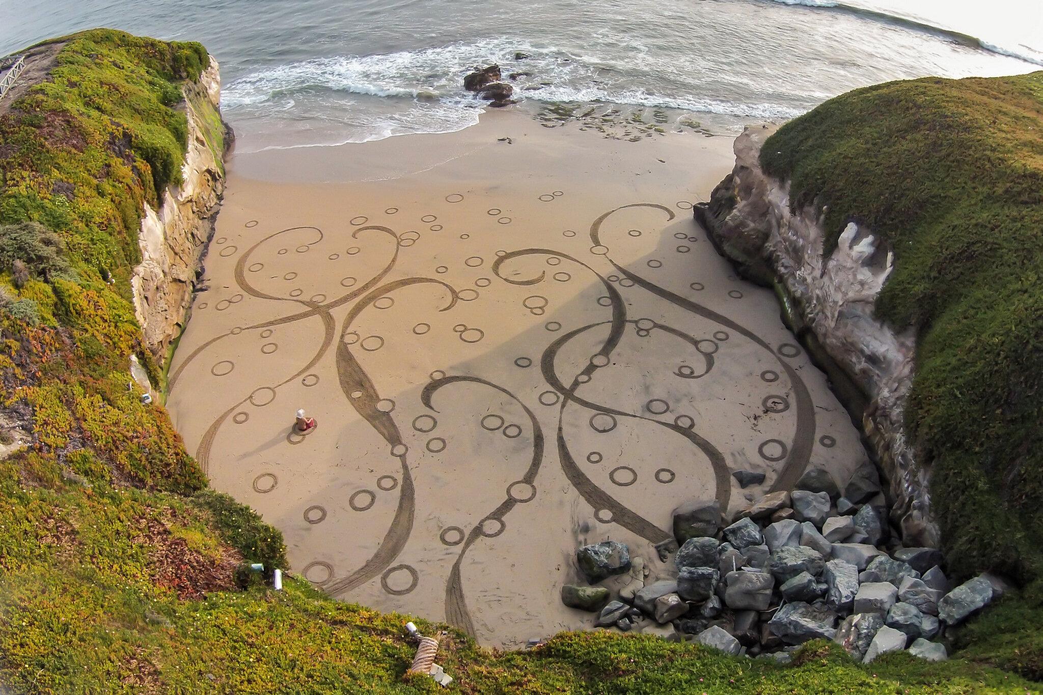 'Bubbles II' 2012. Santa Cruz, CA..jpg