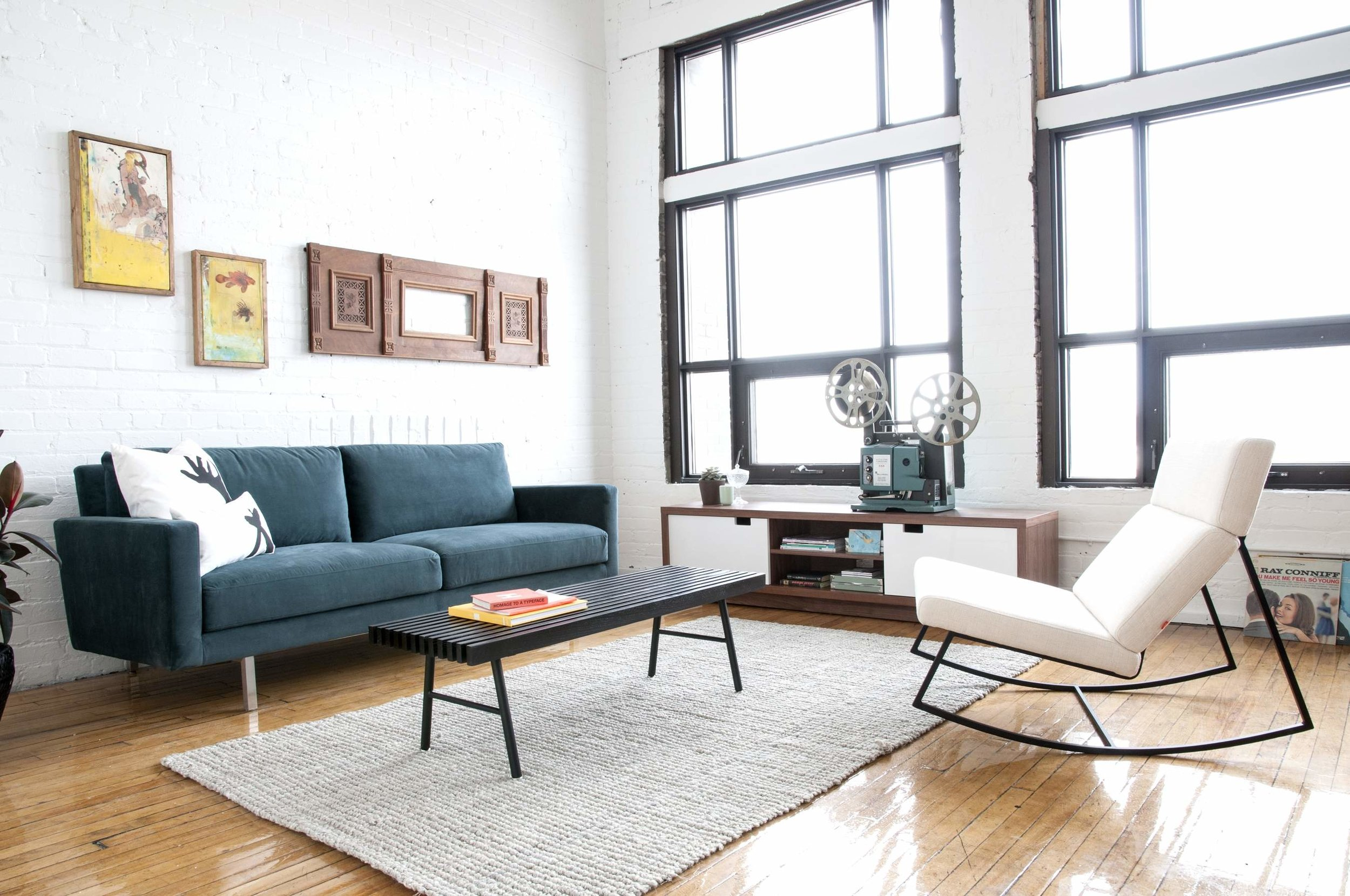 HIP - Gorgeous, high end, customizable mid-century modern furnishings located in beautiful NW Portland