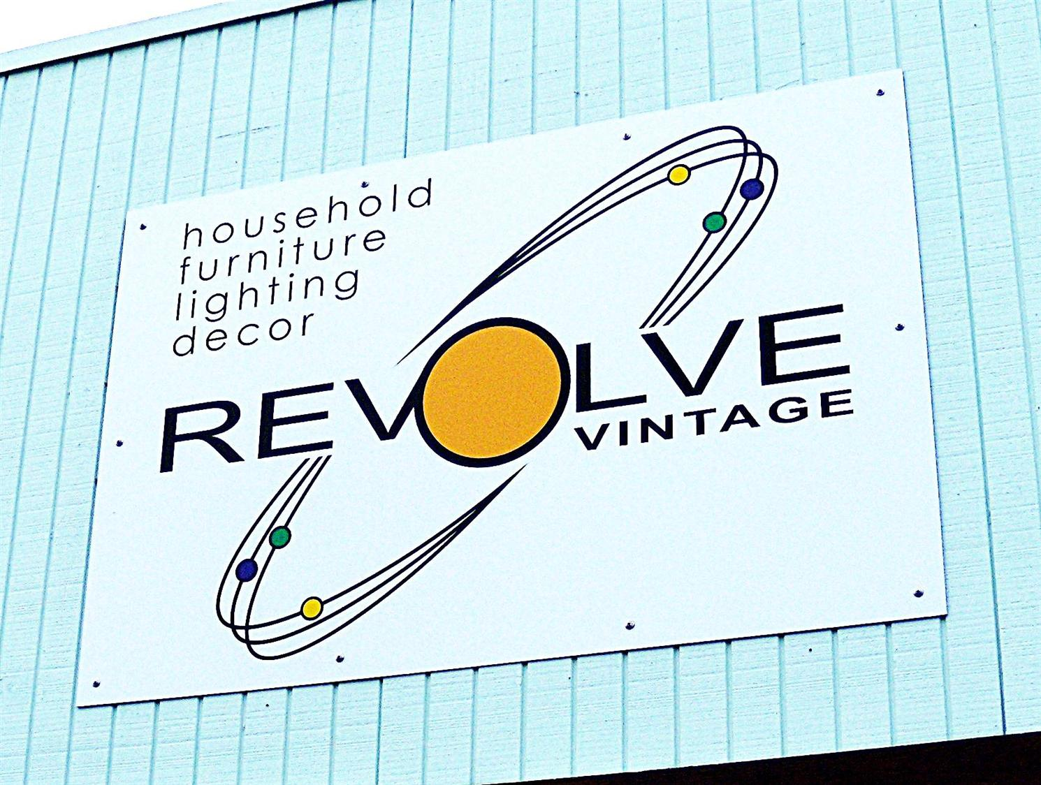 REVOLVE - Resale mid-century modern furnishings located in Milwaukie; almost feels like a secret treasure spot, due to the location being just outside of Portland.